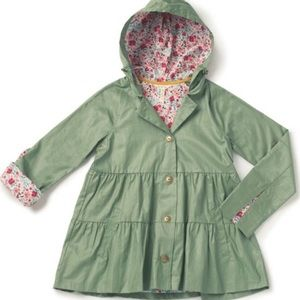 Matilda Jane rain coat